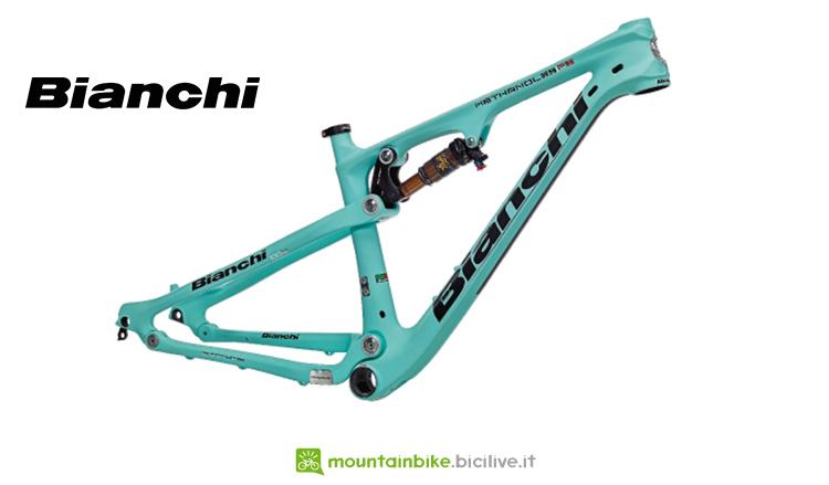 Telaio Bianchi Methanol FS 29 2019