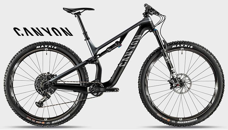 Bicicletta Canyon Neuron CF 9.0 SL 2019