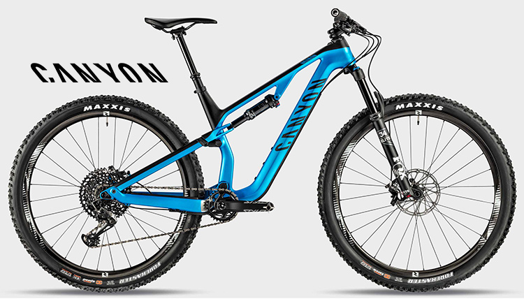 Bici Canyon Neuron CF 9.0 gamma 2019