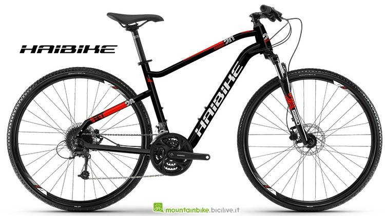 Bici Haibike SEET Cross 2.0 serie 2019