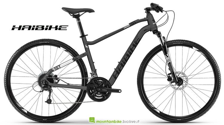 Bici Haibike SEET Cross 3.0 gamma 2019