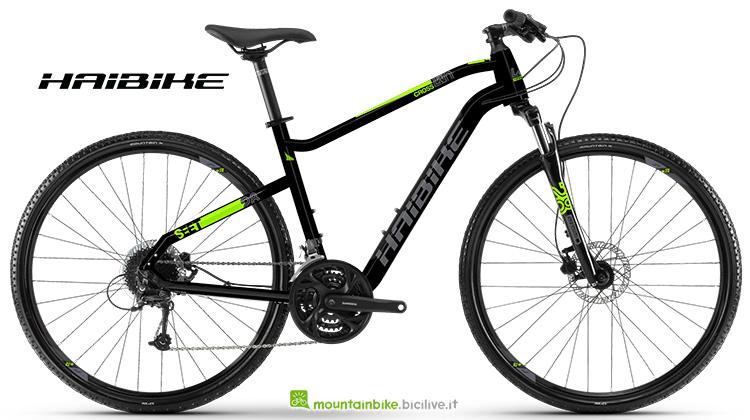 Bicicletta Haibike SEET Cross 4.0 catalogo 2019