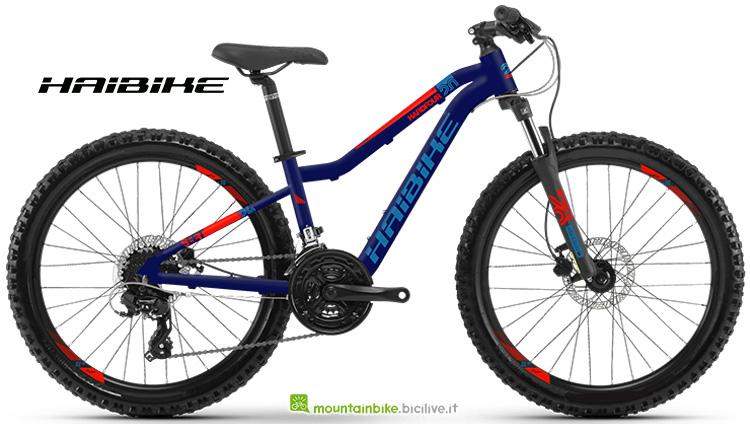 Bicicletta Haibike SEET HardFour 2.0 anno 2019
