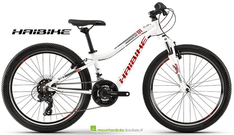 Mountainbike Haibike SEET HardFour Life 1.0 catalogo 2019