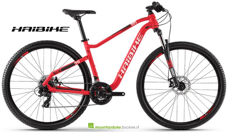 mountainbike Haibike SEET HardNine 2.0 anno 2019
