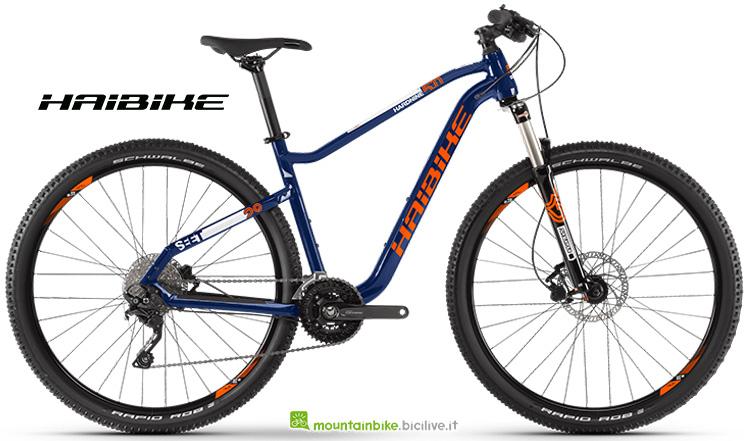 Bici Haibike SEET HardNine 5.0