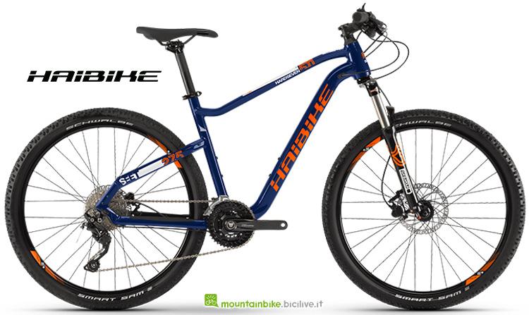 Bicicletta Haibike SEET HardSeven 5.0 2019