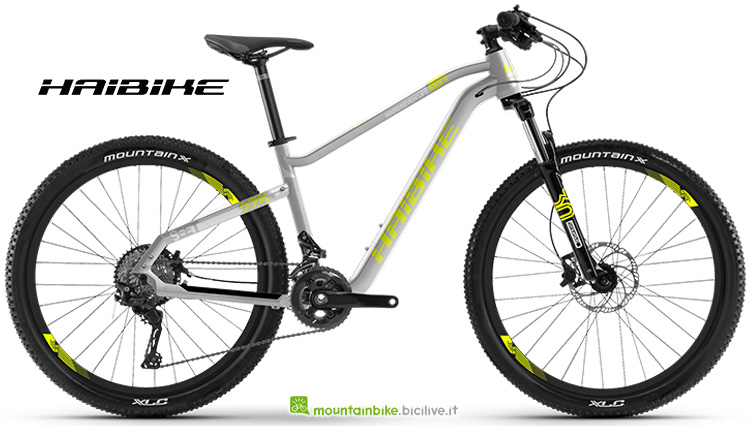 Bicicletta SEET HardSeve Life 4.0 anno 2019