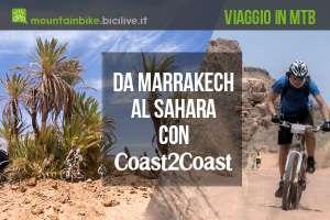 Viaggio in Marocco in mtb con Coast2Coast