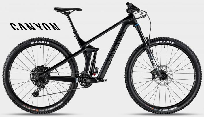 Bicicletta canyon strive CF 5 2019