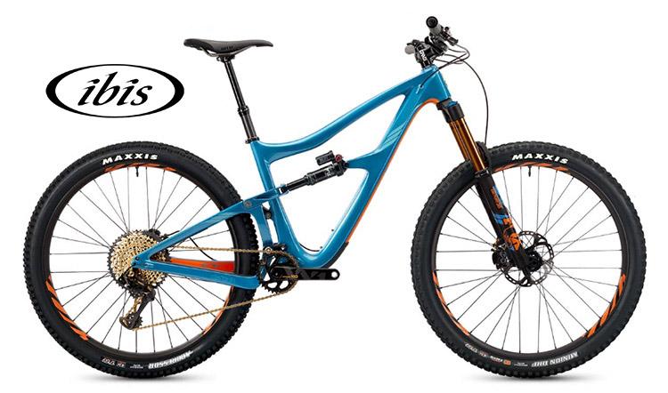 Bici Ibis Ripmo XX1 Eagle 2019
