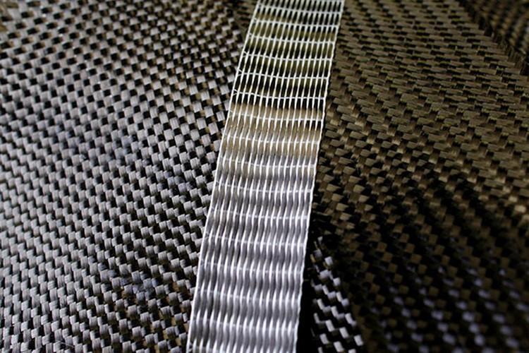 dettaglio della fibra di carbonio ad alto modulo della Stevens Sonora X0