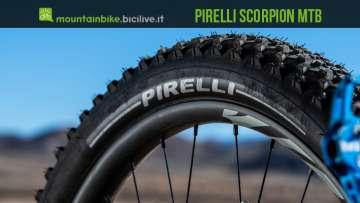 foto del pneumatico Pirelli scorpion mtb