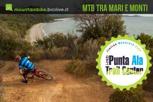 PuntaAla Trail Center: trail mtb fra mari e monti