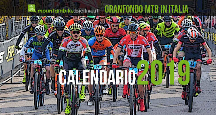 Pianeta Mtb Calendario Gare.Calendario Gare Granfondo Mountain Bike 2019 In Italia