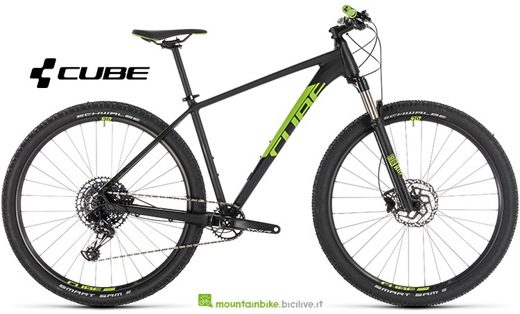 mountainbike Cube Acid Eagle catalogo 2019