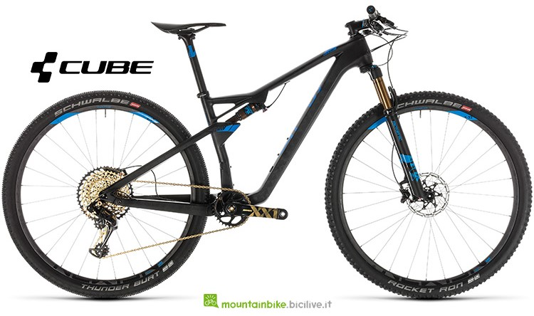 mountainbike Cube AMS 100 C:68 SLT catalogo 2019