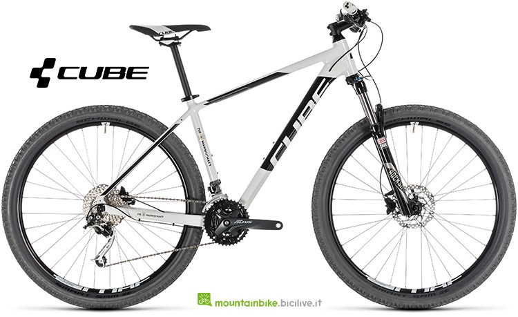 bici Cube Analog DFB Edition serie 2019