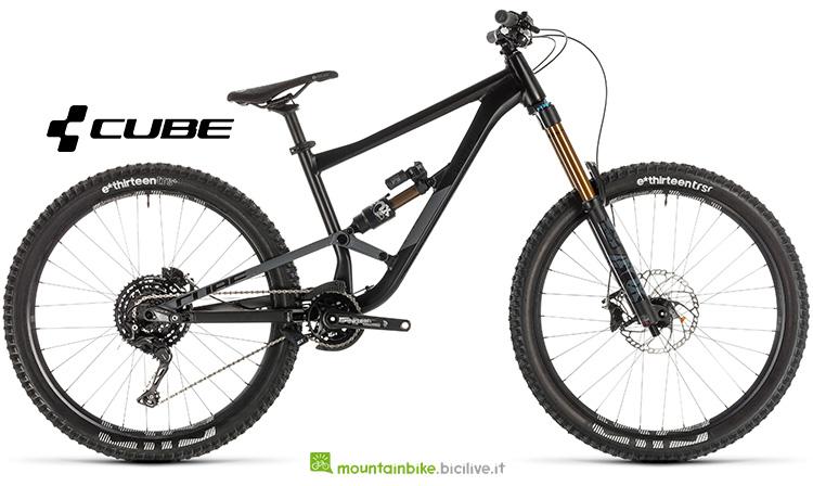 Bici Cube Hanzz 190 TM gamma 2019