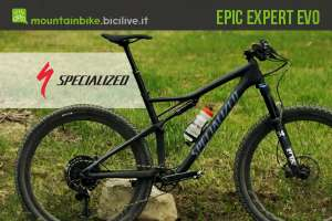foto di una Specialized Epic Expert Evo Carbon 29