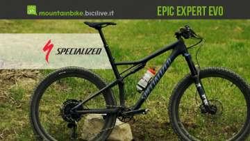 foto di una Specialized Epic Expert Evo Carbon 29