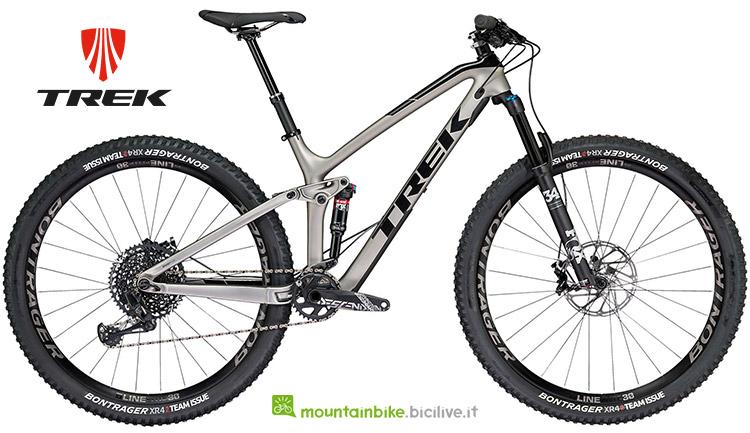 Bicicletta Trek Fuel EX 9.8 29 anno 2019