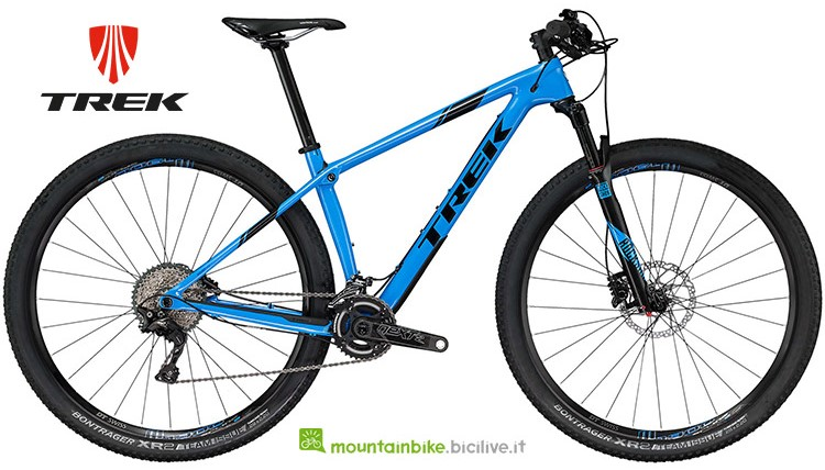 Bicicletta Trek Procaliber 9.7 serie 2019