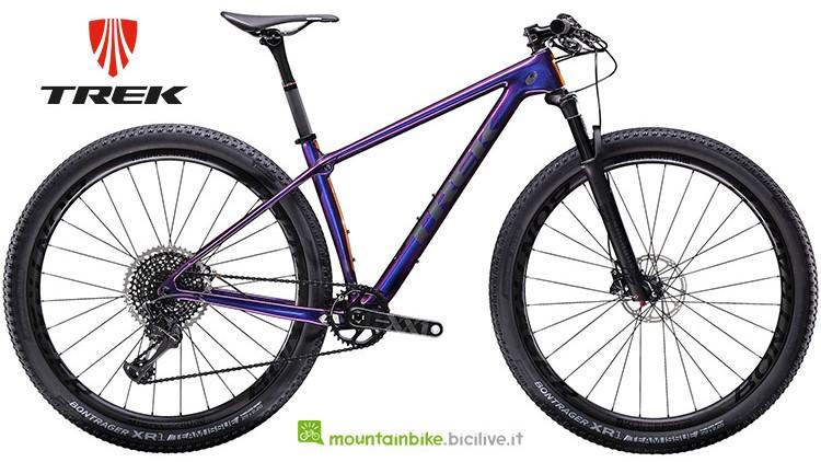 mountainbike Trek Procaliber 9.9 SL anno 2019