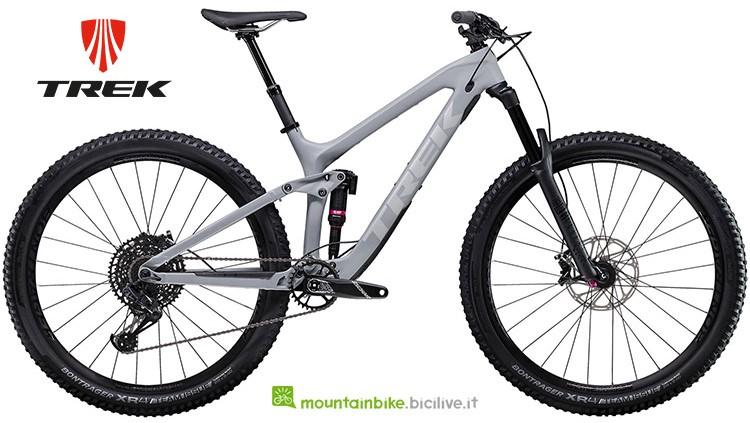 Bicicletta Trek Slash 9.7 gamma 2019