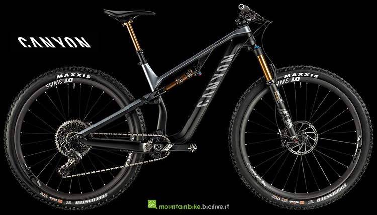 mountainbike Canyon Neuron CF 9.0 LTD catalogo 2019
