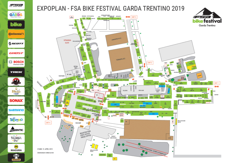 FSA Bike Festival Area Expo