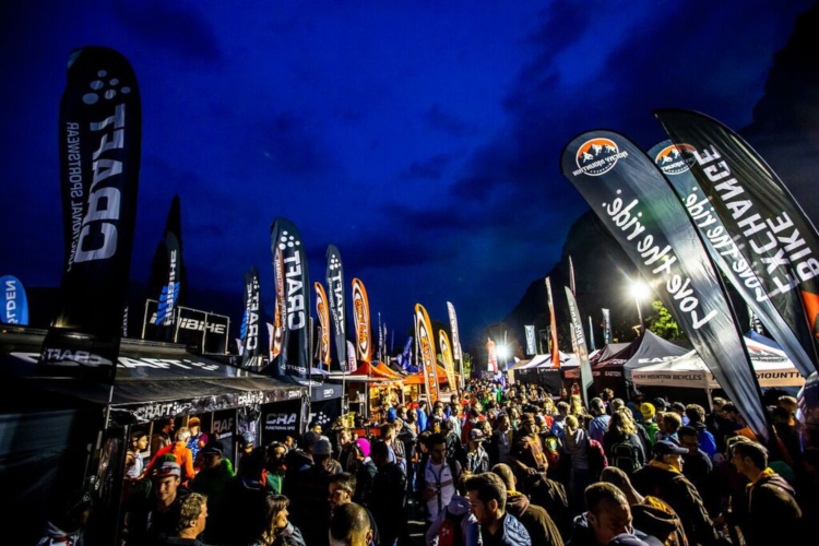 Open Night Bike Festival Garda