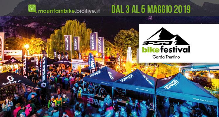 FSA Bike Festival Garda Trentino 2019: tutti in bici sul lago