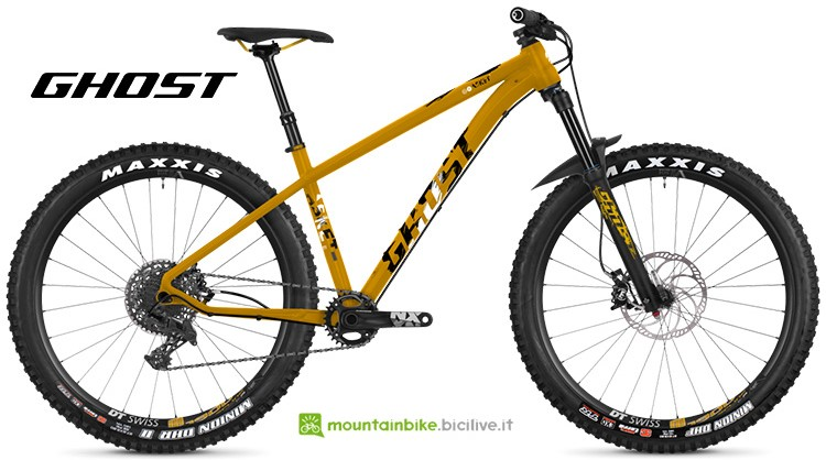 mountainbike Ghost Asket 4.6 AL catalogo 2019