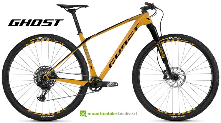 bicicletta Ghost Lector 7.9 LC serie 2019