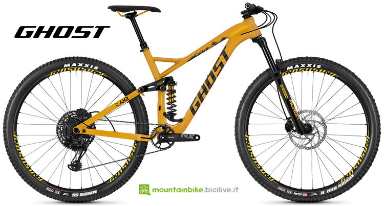 bici Ghost SL Amr 4.9 LC 2019