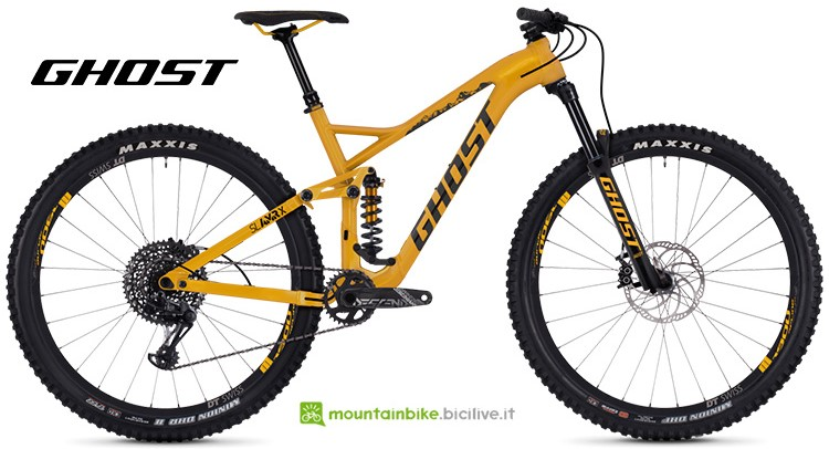 bici allround Ghost SL Amr X 5.9  AL catalogo 2019
