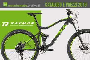Le mountain bike R Raymon 2019: catalogo e prezzi