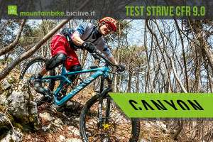 Test Canyon Strive CRF 9.0 Team 2019
