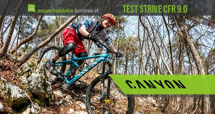 Test Canyon Strive CRF 9.0 Team 2019