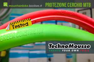 Test sistemi antiforatura Technomousse: Green Constrictor e Red Poison