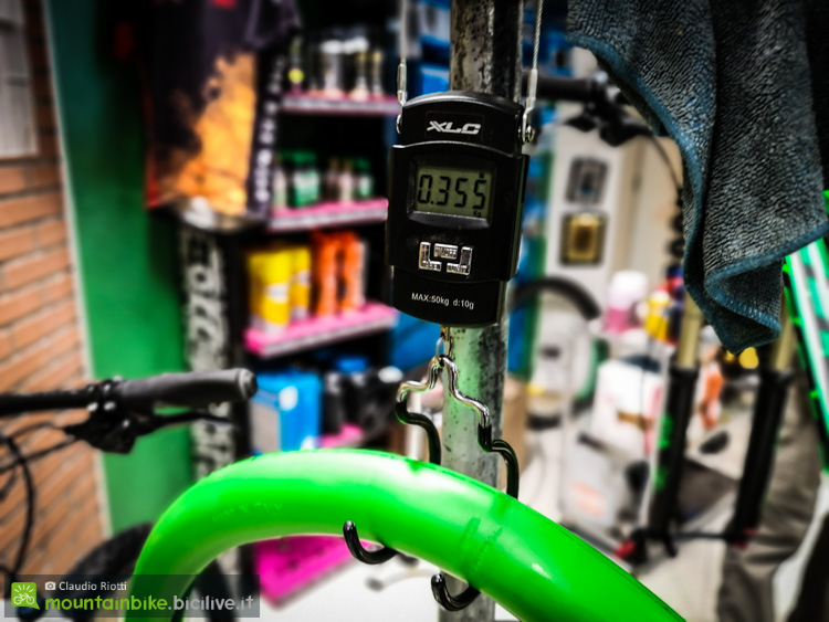 foto del peso del green constrictor