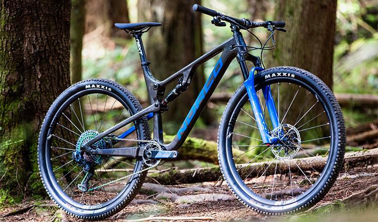 bicicletta Norco Revolver FS 100