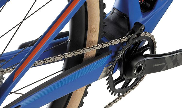 trasmissione BMC Fourstroke 01 One