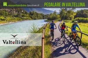 mtb Valtellina si pedala in famiglia bici mountainbike 2019