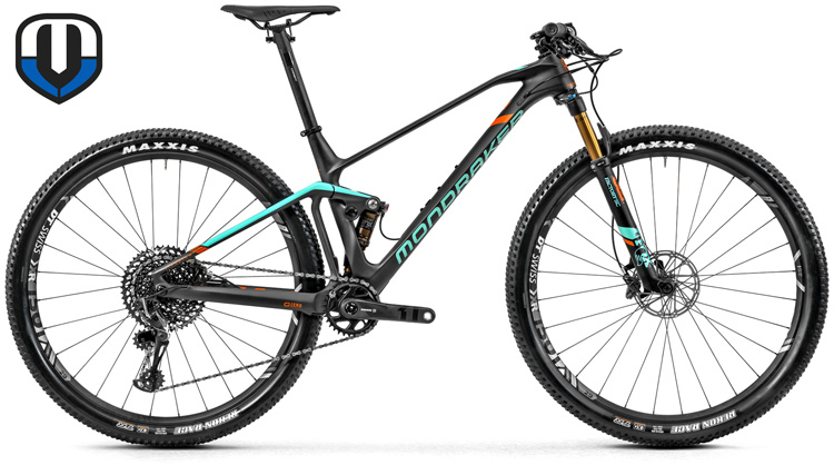 Una mountain bike Mondraker F-Podium R 2020