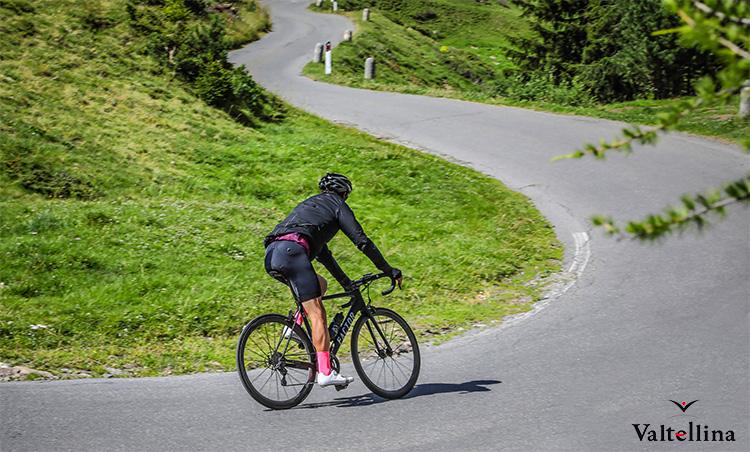mtb scalata dello stelvio in bici passando in mezzo al parco della valtellina bici 2019