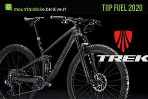 La mountain bike Trek Top Fuel 2020