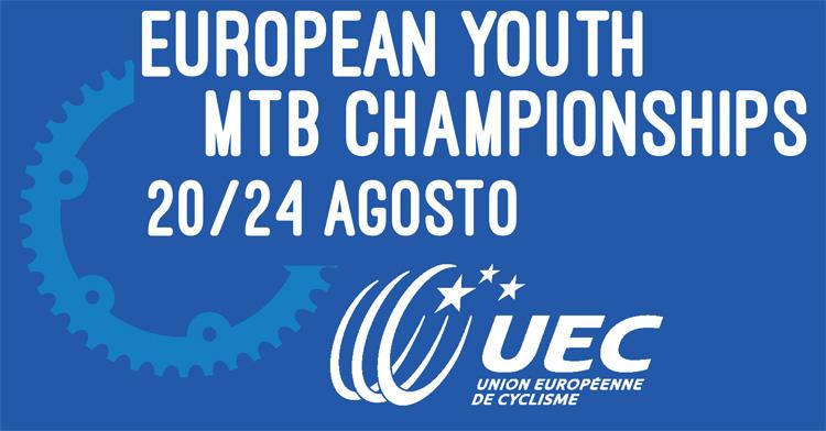 Logo Campionati Europei Giovanili di XCO