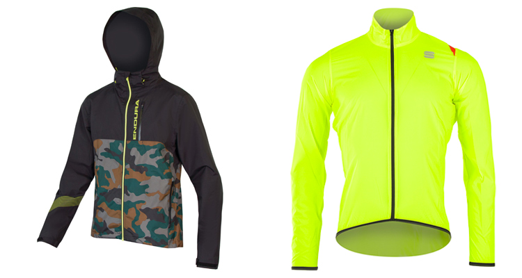giacche endura singletrack e sportful hot pack 6
